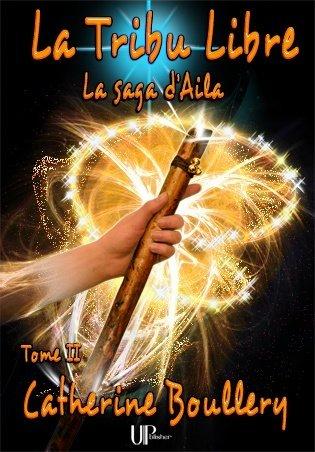 Couverture De Fantasy La Tribu Libre C Boullery