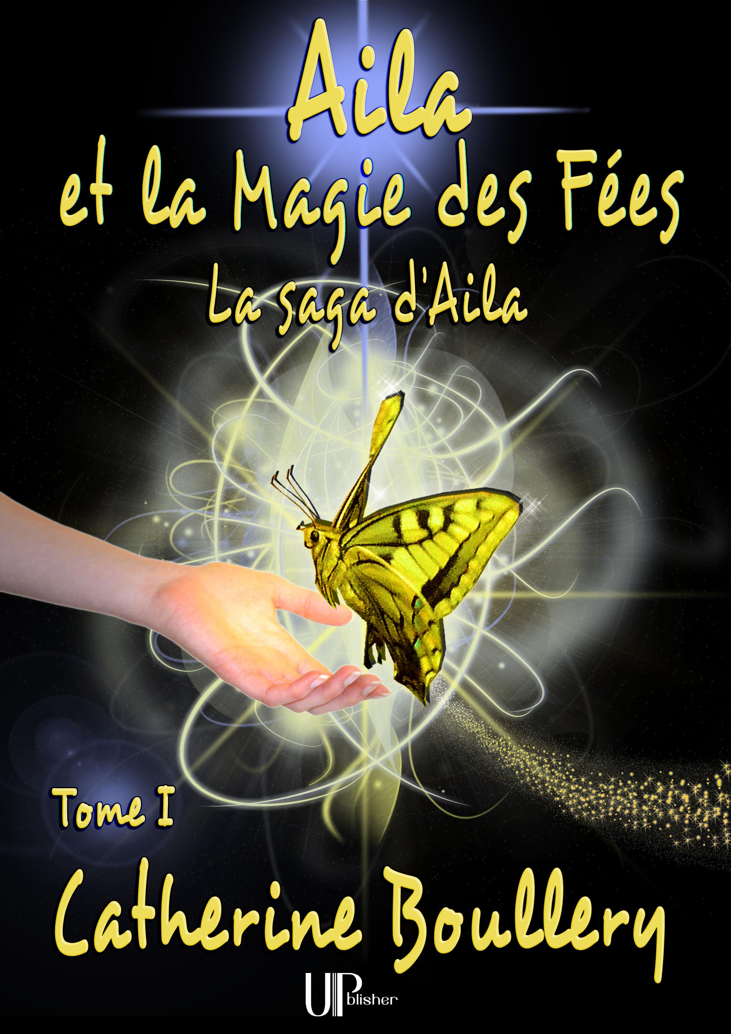 Couverture De Fantasy Aila Et La Magie Des Fees C