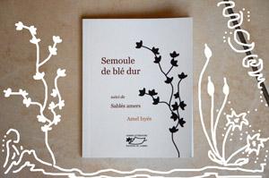 Amel Isyès, auteure de Semoule de blé dur